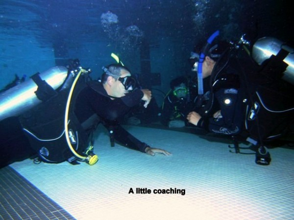 Open Water Instructor Teaching Skills | Scuba Diving Courses Nanaimo BC | Sink or Swim Scuba