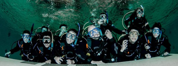 Open Water Students | Learn to Dive Nanaimo with Sink or Swim Scuba