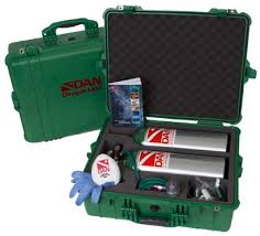emergency oxygen provider oxygen kit