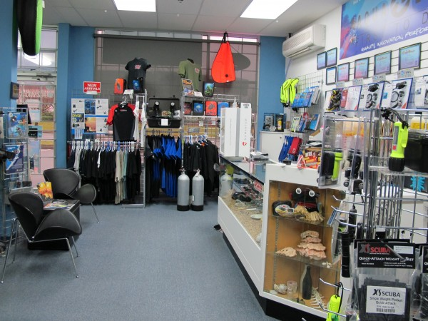 Dive Shop in Nanaimo - SOS Scuba