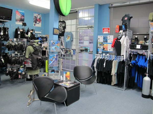 Dive Shop Nanaimo