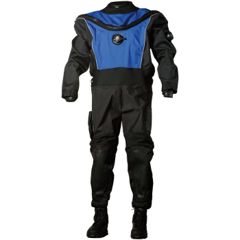 catalyst drysuit front