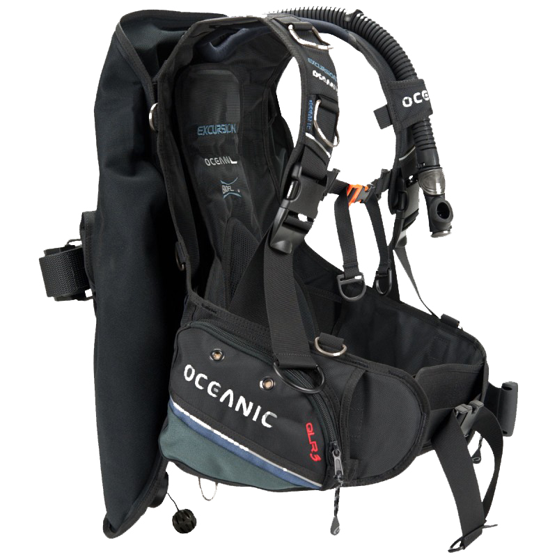 Oceanic Excusion 2 BCD, Scuba Diving Equipment Nanaimo BC