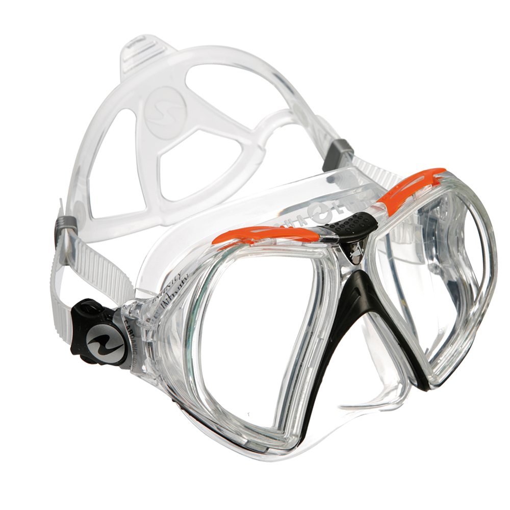 Aqua Lung Infinity Mask, Scuba Diving Nanaimo BC
