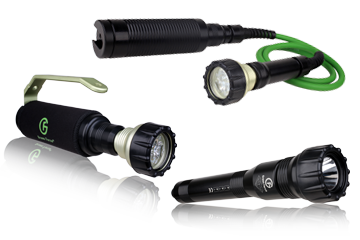 Green Force Dive Lights
