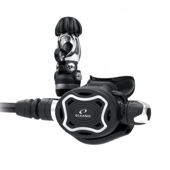 Oceanic Zeo regulator Black
