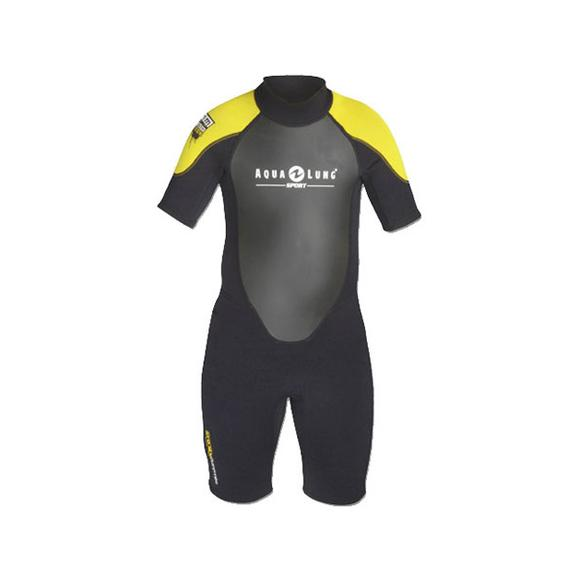 kids shorty wetsuit 2mm