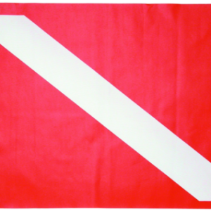 Dive flag PVC, scuba accessories, nanaimo