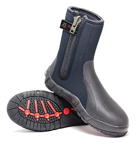 Thug 8mm wetsuit boot