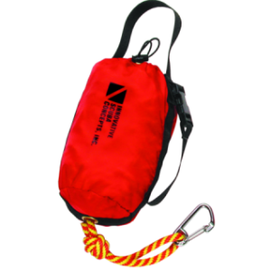 throw rope bag, dive accessories, nanaimo