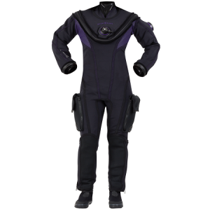 Fusion Fit AirCore Drysuit Aqua Lung